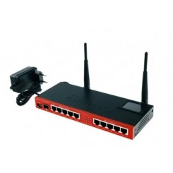 MikroTik RB2011UiAS-2HnD-IN wireless router
